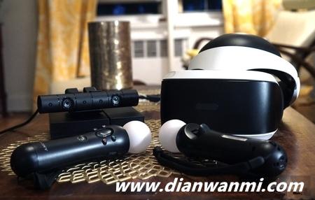 PS VR 外媒测评:价格厚道 游戏资源丰富 资讯 第2张