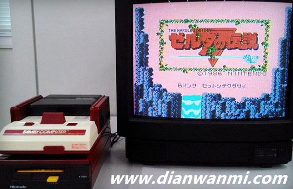 任天堂现场开箱30年前的未开封红白机 任天堂 第8张