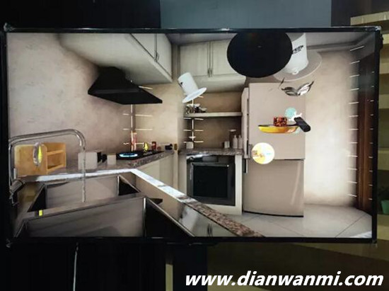 用 VR 看房子是个什么效果?我们试了试 VR 第2张