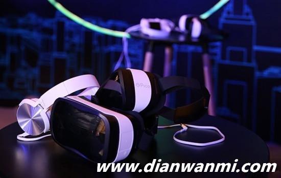 Pico发布全新自主研发VR头盔 带来丰富的VR资源 产品 第2张