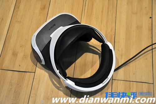 PS VR国行版 佩戴舒适但连线实在太多 产品 第4张