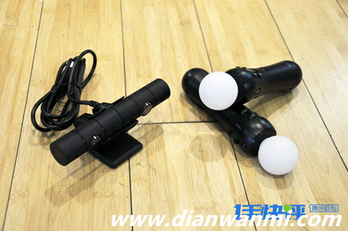 PS VR国行版 佩戴舒适但连线实在太多 VR 第13张