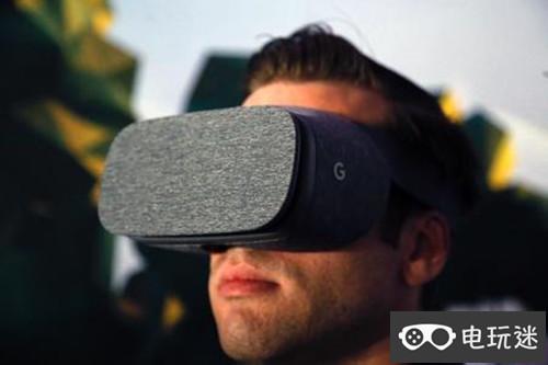 谷歌独立VR头显与众不同 支持眼球追踪增加AR功能 产品