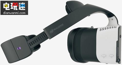 """和VR\AR都不一样 揭秘英特尔独创的""""融合现实""""技术 VR 第2张"""
