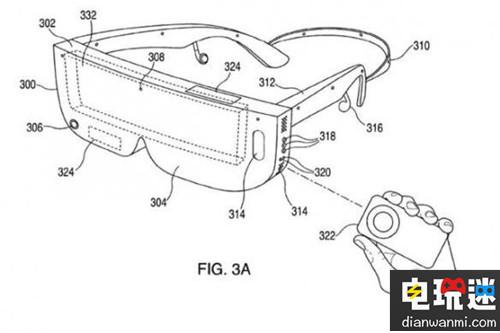 苹果AR头盔新专利曝光 或最快在iPhone 8上投入商用 资讯 第2张