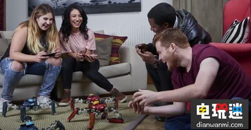 AR游戏对战机器人上市首批500个,玩法多样可定制升级 VR 第2张