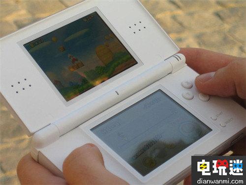 游戏史上的今天:开启双屏时代 任天堂NDS发售 产品 第7张