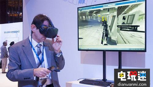 达索系统展示VR与AR工业应用 最快明年商用 产品 第1张