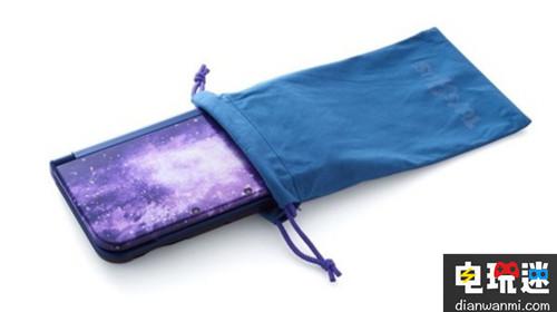 任天堂推出银河系主题限定版3DLL掌机 紫色星云美爆了! 产品 第6张