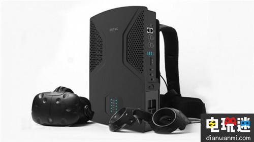 无线可拆卸 Zotac推出VR Go背包PC 产品 第2张