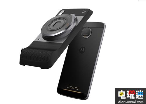 摩托罗拉MotoZ黑技术吊炸天 全球首款支持VR和AR的手机 产品