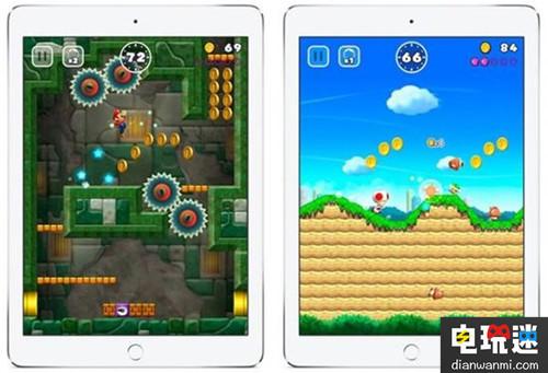 《超级马里奥Run》本周四登陆iOS平台,宫本茂称任天堂、苹果都爱简洁 资讯