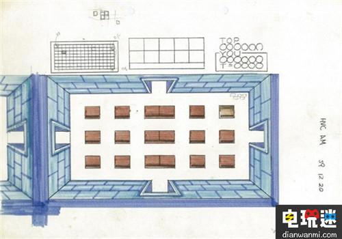 任天堂公布《塞尔达传说》初代设计稿 神作是怎样炼成的 产品 第2张