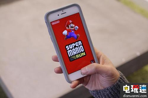 超级马里奥跑酷效果不错:任天堂明年或推2至3款移动游戏 资讯