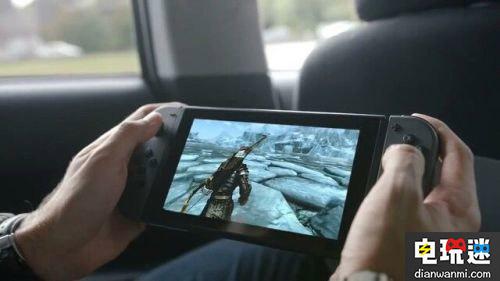 任天堂全新Switch曝光:屏幕画质升级 酷炫摇杆设计 资讯 第3张