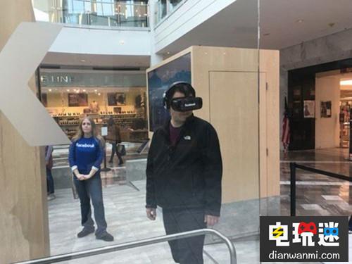 Facebook在机场开设体验店 推广虚拟现实 资讯