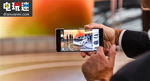 谷歌联手宝马开发AR汽车定制App:土豪剁手专用 产品 第2张