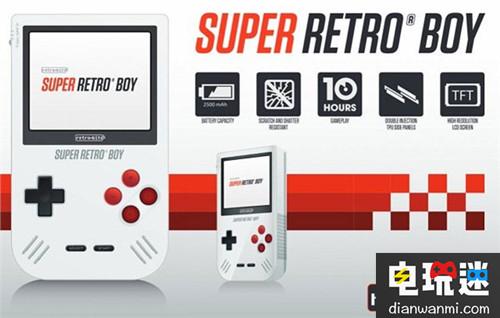 又是一份冷饭!北美任天堂将推出复刻版GameboyY游戏机 产品 第1张