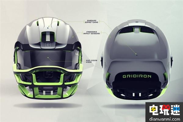 未来橄榄球头盔都配AR功能 不知道NFL让不让 VR 第2张