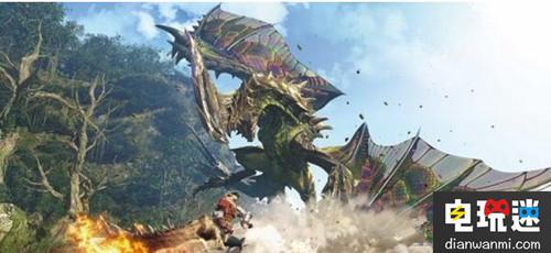 任天堂Switch新情报将迎来第三方大作《怪物猎人》 任天堂 第2张