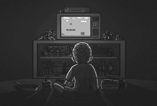 趋势?电玩和电玩迷们?