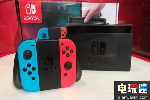任天堂高层:Switch依旧面临缺货难题 年底目标销量为1000万台 任天堂 第3张