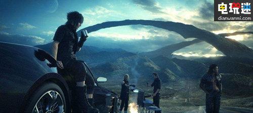 《最终幻想》居然出了爵士乐专辑!!! 电玩迷资讯 第2张