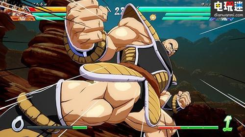 《龙珠斗士Z》官方公布游戏截图 【那巴】与【基纽队长】 电玩资讯 第3张