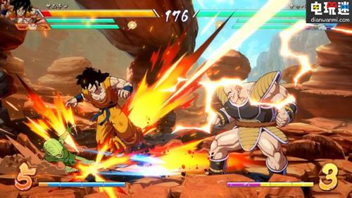 《龙珠斗士Z》官方公布游戏截图 【那巴】与【基纽队长】 电玩资讯 第2张