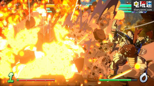 《龙珠斗士Z》官方公布游戏截图 【那巴】与【基纽队长】 电玩资讯 第4张