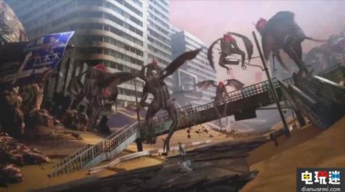 Switch《真女神转生5》已经进入全面开发阶段 任天堂 第2张
