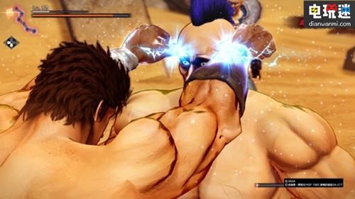 PS4《人中北斗》试玩体验版于今日在日服推出 索尼PS 第2张