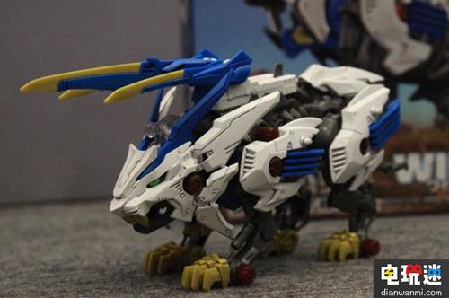 Takara Tomy公开《Zoids Wild》多项目企划 动画游戏玩具一样不落 电玩资讯 第2张