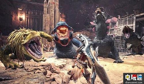 《怪物猎人:世界》全球出货量+数字版贩售量突破750万套 索尼PS 第2张