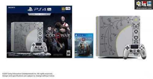 《战神》限定版PS4 Pro将于游戏同步发售 索尼PS 第1张