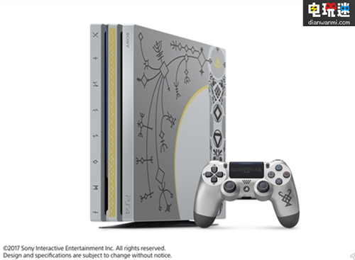 《战神》限定版PS4 Pro将于游戏同步发售 索尼PS 第2张