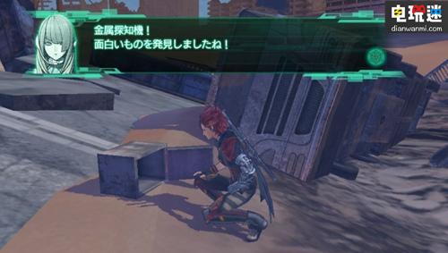 PSV版《重装机兵Xeno》游戏截图公布 电玩资讯 第3张