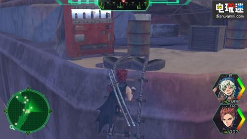 PSV版《重装机兵Xeno》游戏截图公布 电玩资讯 第4张