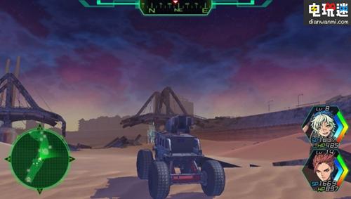 PSV版《重装机兵Xeno》游戏截图公布 电玩资讯 第6张