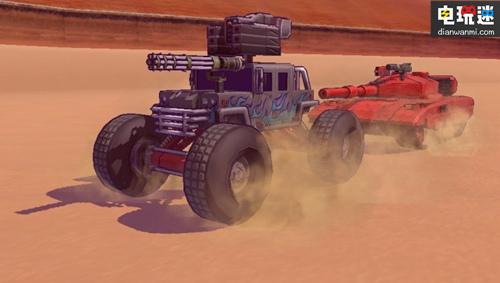 PSV版《重装机兵Xeno》游戏截图公布 电玩资讯 第7张