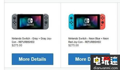 任天堂推出官翻版Switch 价格下调附带一年保修 任天堂 第1张