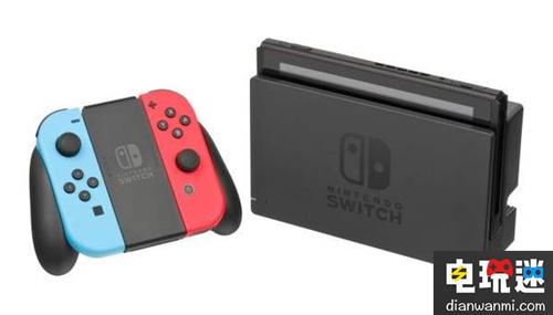 美国畅销主机之最!任天堂Switch销量超越PS4! 任天堂 第1张