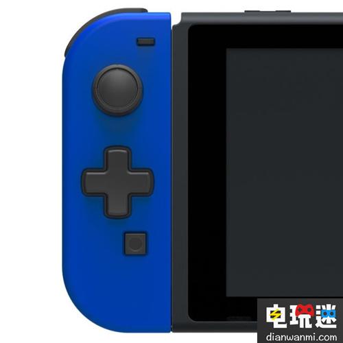 Switch又有新玩法了?带十字键的NS左侧手柄上线 任天堂 第2张