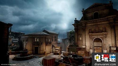 """《使命召唤14:二战》添加新DLC""""战争机器"""" 新地图加入 电玩资讯 第2张"""