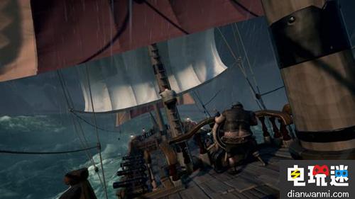 好消息!动作冒险大作《盗贼之海》玩家数量突破200万! 电玩迷资讯 第2张