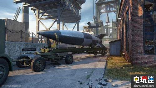 """《使命召唤14》DLC""""战争机器""""截图公开 4月10日登陆! 电玩迷资讯 第3张"""