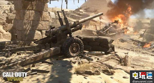 """《使命召唤14》DLC""""战争机器""""截图公开 4月10日登陆! 电玩迷资讯 第1张"""