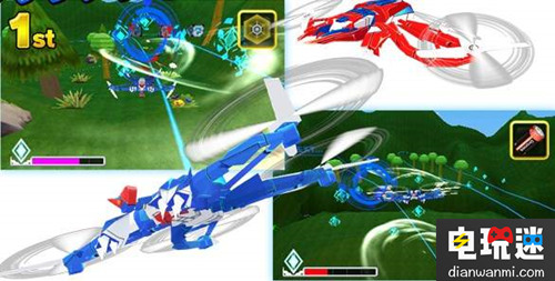 无人机竞速游戏《DRONE FIGHT》将登陆Switch ! 电玩资讯 第3张