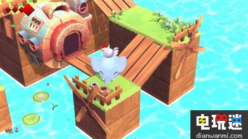 放松一下吧 温馨治愈的《Yono和天空之象》登陆Switch 电玩迷资讯 第3张