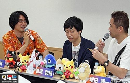 《精灵宝可梦》制作人增田回应NS版精灵宝可梦发售计划 任天堂 第1张